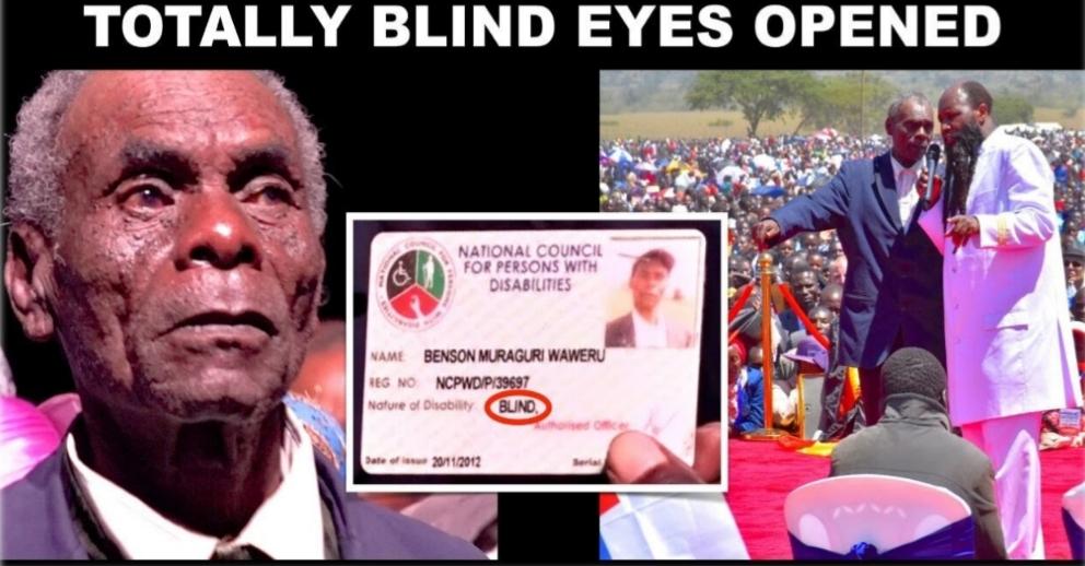 Totally Blind Eyes Open