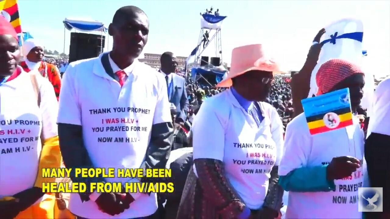 HIV/AIDS Healed