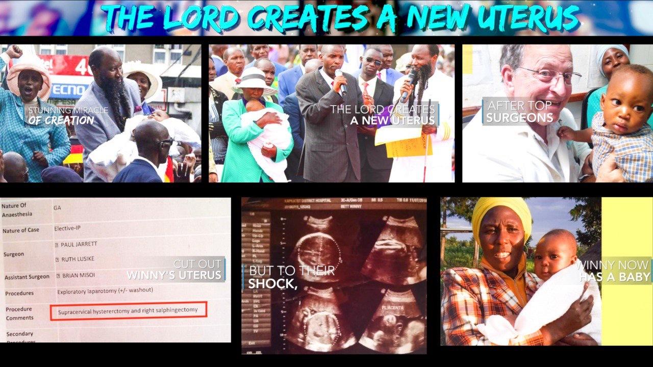 THE LORD Creates A New Uterus