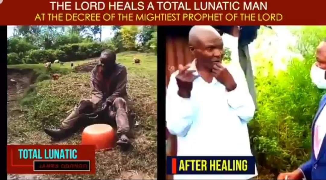 Mental Illness Healed